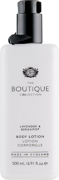 "Body Lotion ""Lavender and Bergamot"" - Grace Cole Boutique Body Lotion Lavender & Bergamot"