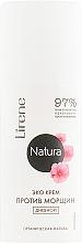 "Fragrances, Perfumes, Cosmetics Day Face Cream ""Mallow"" - Lirene Natura Eco Cream"