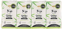 Fragrances, Perfumes, Cosmetics Bamboo 100% Handkerchiefs - The Cheeky Panda Classic Bamboo Pocket Tissue
