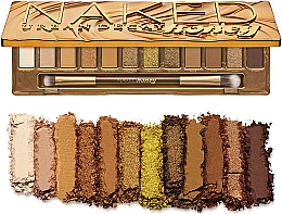 Fragrances, Perfumes, Cosmetics Eyeshadow Palette - Urban Decay Naked Honey Palette