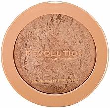 Fragrances, Perfumes, Cosmetics Face Bronzer - Makeup Revolution Reloaded Powder Bronzer