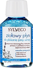 Fragrances, Perfumes, Cosmetics Mouthwash - Sylveco Herbal Mouthwash (mini size)