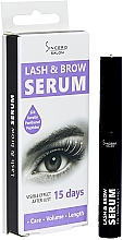 Fragrances, Perfumes, Cosmetics Lash & Brow Serum - Sincero Salon Lash & Brow Serum