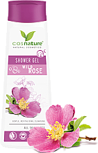 Fragrances, Perfumes, Cosmetics Rosehip Shower Gel - Cosnature Shower Gel Wild Rose