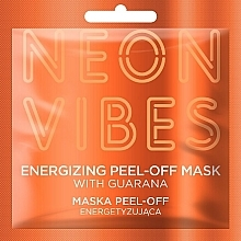 Fragrances, Perfumes, Cosmetics Face Mask - Marion Neon Vibes Energizing Peel-Off Mask