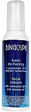 Fragrances, Perfumes, Cosmetics BingoSpa - Coenzyme Q10 and Sesame Oil Face Cream