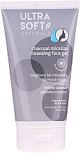 Fragrances, Perfumes, Cosmetics Carbon Micellar Cleansing Gel - Tolpa Ultra Soft Micellar Face Gel