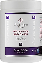 Fragrances, Perfumes, Cosmetics Rejuvenating Alginate Face Mask - Charmine Rose Age Control Algae Mask Refill