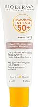 Fragrances, Perfumes, Cosmetics Sun Protection Facial Cream-Gel - Bioderma Photoderm Spot-Age SPF 50+