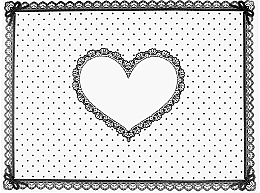 "Fragrances, Perfumes, Cosmetics Silicone Mat ""Heart"" - Elisium"