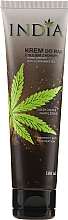 Fragrances, Perfumes, Cosmetics Hemp Oil Hand Cream - India Hand Cream With Cannabis