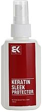 Fragrances, Perfumes, Cosmetics Smoothing Heat Protection Hair Spray - Brazil Keratin Keratin Sleek Protector