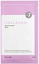 Fragrances, Perfumes, Cosmetics Collagen Face Mask - Dewytree Collagen Melting Chou Mask