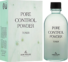 Fragrances, Perfumes, Cosmetics Pore Tightening Toner - The Skin House Pore Control Powder Toner