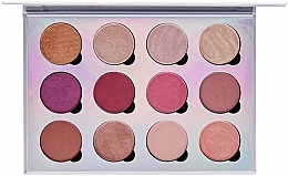 Fragrances, Perfumes, Cosmetics Magnetic Eyeshadow Palette - Pur Extreme Visionary 12-Piece Magnetic Eyeshadow Palette
