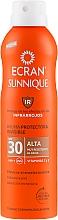 Fragrances, Perfumes, Cosmetics Sunscreen Spray - Ecran Sun Lemonoil Spray Protector Invisible SPF30