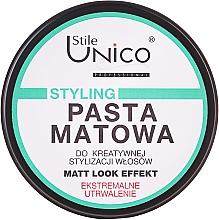 Fragrances, Perfumes, Cosmetics Hair Styling Paste - Tenex Stile Unico Pasta