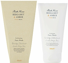 Fragrances, Perfumes, Cosmetics Bath House Bergamot & Amber - Facial Gel Foam