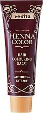 Henna Extract Hair Balm - Venita Henna Color — photo N2