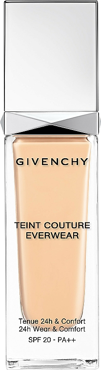 Foundation - Givenchy Teint Couture Everwear SPF20/PA++