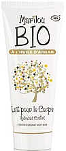 Fragrances, Perfumes, Cosmetics Cleansing Body Lotion - Marilou Bio A l'Huile d'Argan