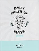 Fragrances, Perfumes, Cosmetics Tea Tree Sheet Mask - Village 11 Factory Daily Fresh Up Mask Tea Tree