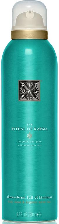 Shower Gel - Rituals The Ritual of Karma Foaming Shower Gel