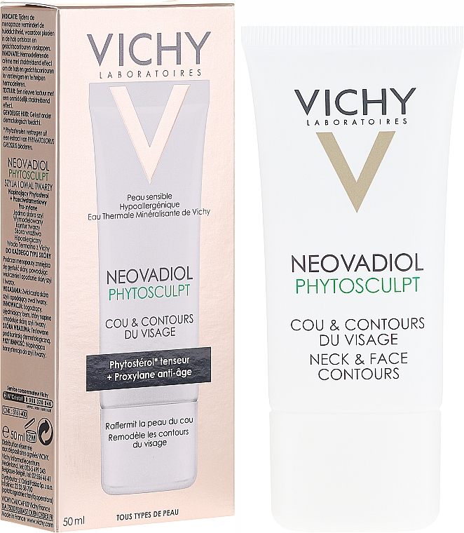 Cream for Neck, Decollete and Face Contours - Vichy Neovadiol Phytosculpt