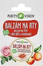 Fragrances, Perfumes, Cosmetics Lip Balm - Purity Vision Bio Lip Balm