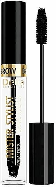 Brow Styling Gel - Delia Cosmetics Mister Stylist Shape Master