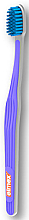 Fragrances, Perfumes, Cosmetics Toothbrush, Ultra Soft, purple - Elmex Swiss Made Ultra Soft Toothbrush