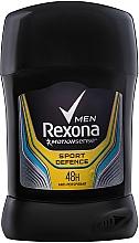"Fragrances, Perfumes, Cosmetics Deodorant-Stick ""Sport Defence"" - Rexona Deodorant Stick"