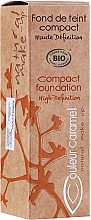 Fragrances, Perfumes, Cosmetics Compact Foundation - Couleur Caramel Compact Foundation