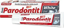 Fragrances, Perfumes, Cosmetics Whitening Toothpaste - Dental Anti-Parodontit White
