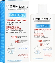 Fragrances, Perfumes, Cosmetics Hair Stimulating and Repair Shampoo - Dermedic Capilarte Shampoo