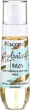 Fragrances, Perfumes, Cosmetics Moisturizing Face Tonic - Nacomi Hydrating Moisturizing & Soothing Tonic