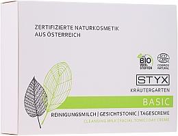 Fragrances, Perfumes, Cosmetics Set - Styx Naturcosmetic (milk/30ml + tonic/30ml + cr/30ml)