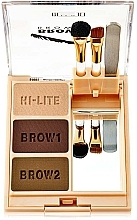 Fragrances, Perfumes, Cosmetics Brow Powder Kit - Milani Brow Fix Eye Brow Powder