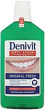 "Fragrances, Perfumes, Cosmetics Mouthwash ""Original Fresh"" - Denivit"