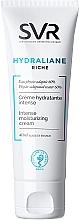 Fragrances, Perfumes, Cosmetics Moisturizing Rich Cream - SVR Hydraliane Rich Cream