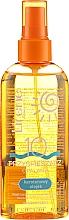Fragrances, Perfumes, Cosmetics Carotene Oil Tan Accelerator - Lirene Oil Waterproof SPF 10