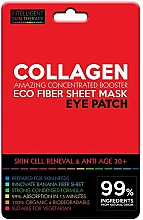 Fragrances, Perfumes, Cosmetics Eye Patches - Beauty Face IST Cell Rebuilding Eye Patch Marine Collagen