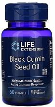 "Fragrances, Perfumes, Cosmetics Dietary Supplement ""Black Cumin Seed Oil"" - Life Extension Black Cumin Seed Oil"