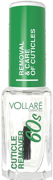 Cuticle Remover - Vollare Cosmetics Cuticle Remover