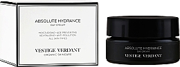 Fragrances, Perfumes, Cosmetics Day Cream for Face - Vestige Verdant Absolute Hydrance Day Cream