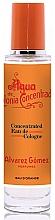 Fragrances, Perfumes, Cosmetics Alvarez Gomez Agua De Colonia Concentrada Eau D'Orange - Body Spray