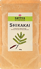 "Fragrances, Perfumes, Cosmetics Ayurvedic Hair Powder ""Shikakai"" - Sattva"