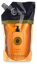 """Fragrances, Perfumes, Cosmetics Liquid Soap """"Verbena"""" - L'Occitane Verbena Liquid Soap (doepack)"""