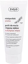 Fragrances, Perfumes, Cosmetics Eucalyptus & Mint Toothpaste - Ziaja Mintperfect Aroma Eucalyptus & Mint Toothpaste