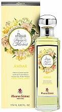Fragrances, Perfumes, Cosmetics Alvarez Gomez Agua Fresca de Flores Ambar - Eau de Toilette